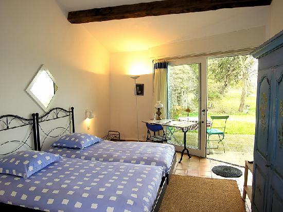 Bonne Terre : Chambres d'hôtes de charme en Luberon