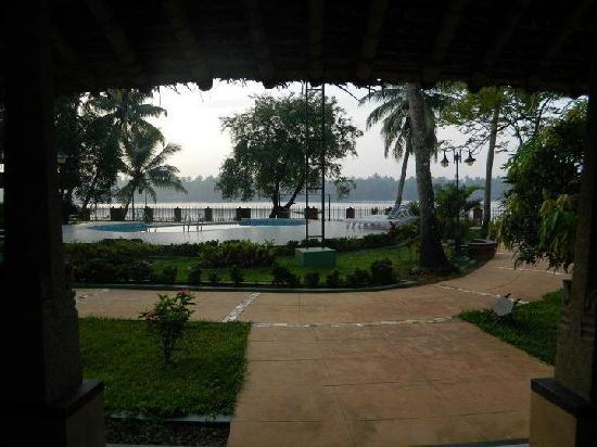 Vedic Village Resorts: Rare view of village