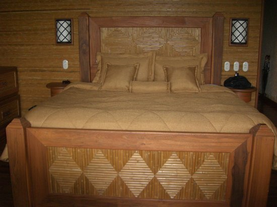 The Springs Resort and Spa: Bed