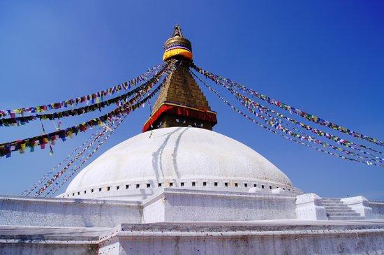 Katmandu, Nepal: Buddist temple