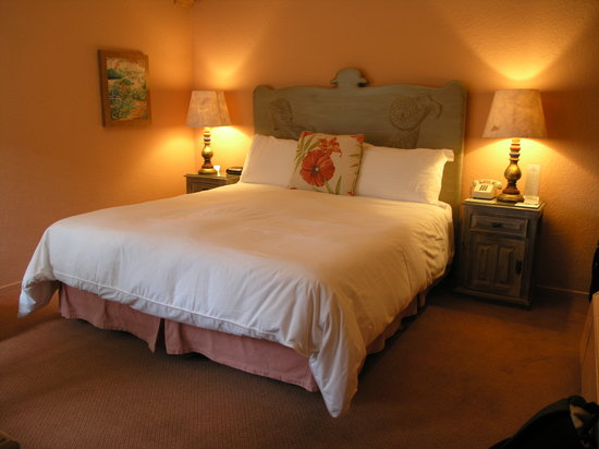 La Playa Carmel: Quaint Room