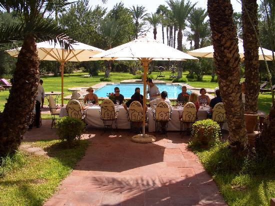 Dar Ayniwen Villa Hotel: Lunch