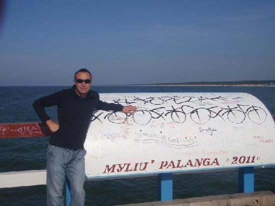 Skliautas: Palanga lover Mehmet