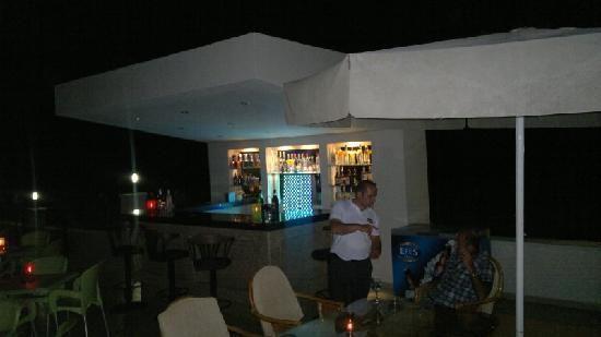Forest Park Hotel : Bar im Garten. Leider hatte ich keine weiteren Fotos.