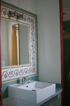 Atlantic Hôtel : salle bains