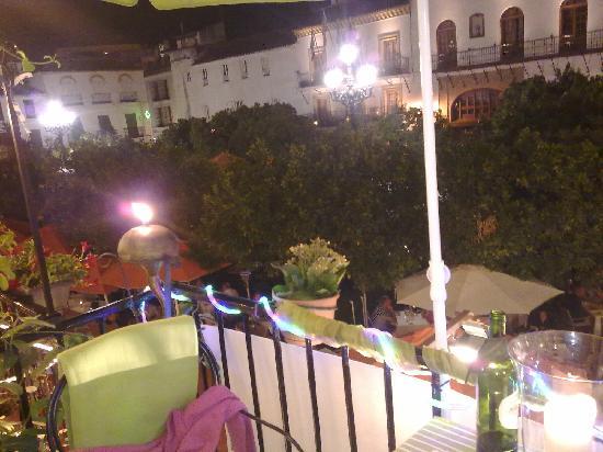 Casa-Gecko Marbella : View of Orange Square from Casa-Gecko