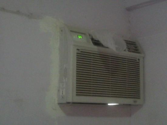 Hotel Minas: Aire acondicionado