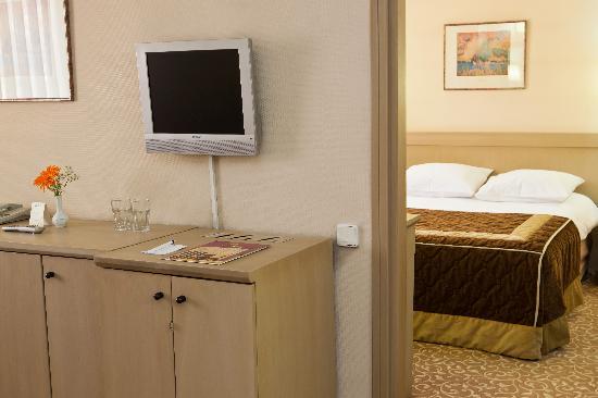 Sergah Hotel: Suite