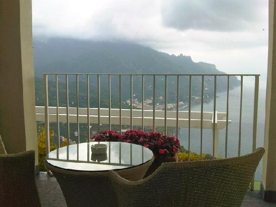 Hotel Villa Fraulo : view from room