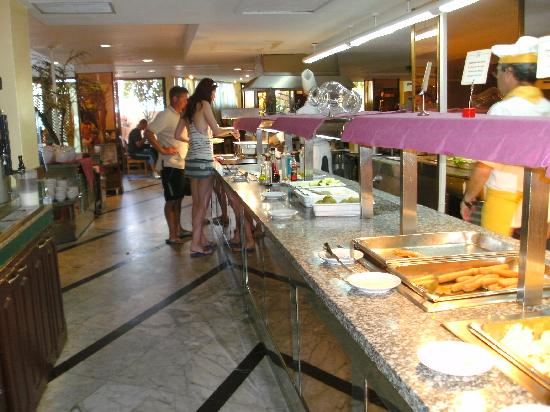 Tagoro Family & Fun Costa Adeje : Great Selection Of Food