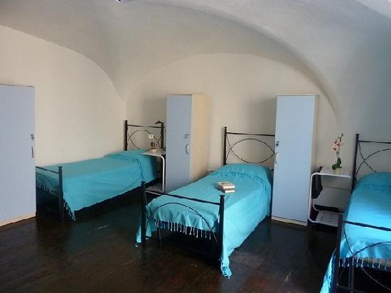 Il Nosadillo: Dorm room