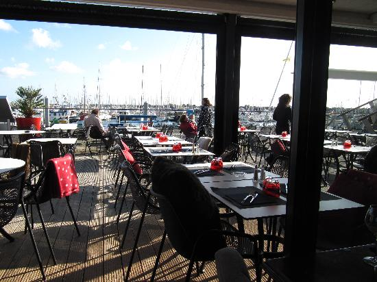 Saint-Quay-Portrieux, Prancis: café, thé, déjeuner...