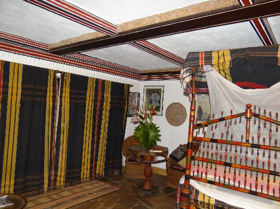 African Heritage House: My room: the Lamu suite