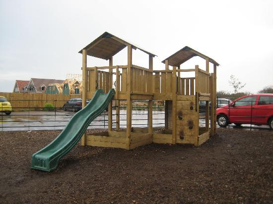 The Bay: Play Equipment