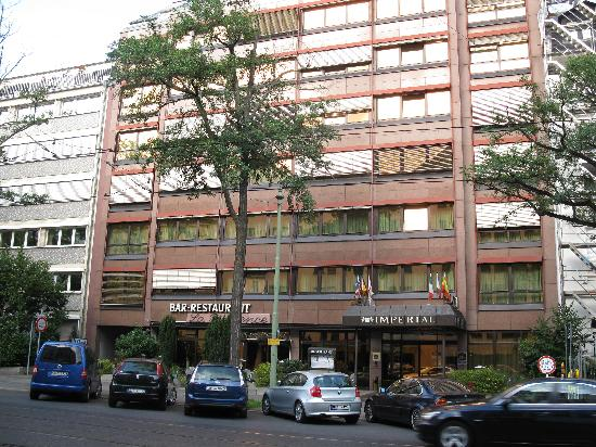 Novum Hotel Imperial Frankfurt Messe: Außenansicht