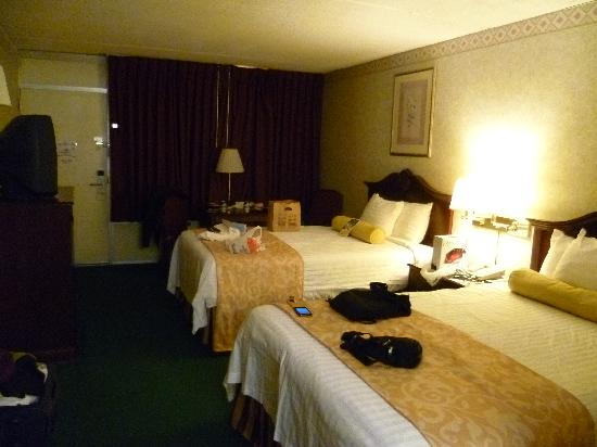 Best Western Lee-Jackson Inn & Conference Center: bedroom
