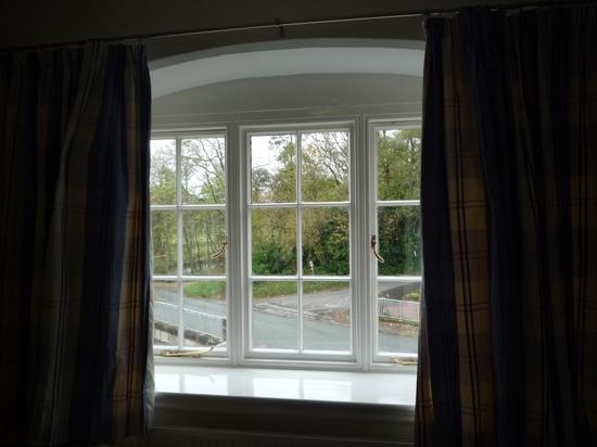 Abbey Bridge - Askerton room window