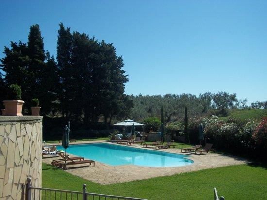 Relais Pian di Vico: La piscina