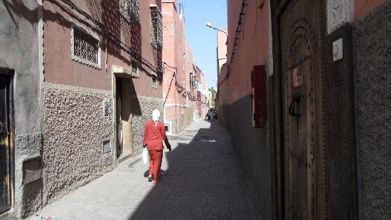 Riad Sidi Mimoune: Medina