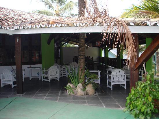 Capitania Praia Hotel: Espaço de convivência