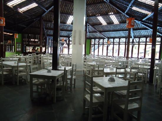 Capitania Praia Hotel: Restaurante