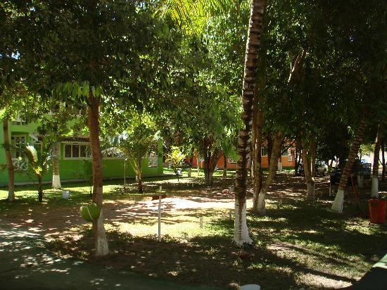 Capitania Praia Hotel: vista da varanda do quarto