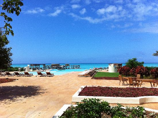 Essque Zalu Zanzibar: The infinity pool
