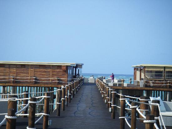 Essque Zalu Zanzibar: The Jetty