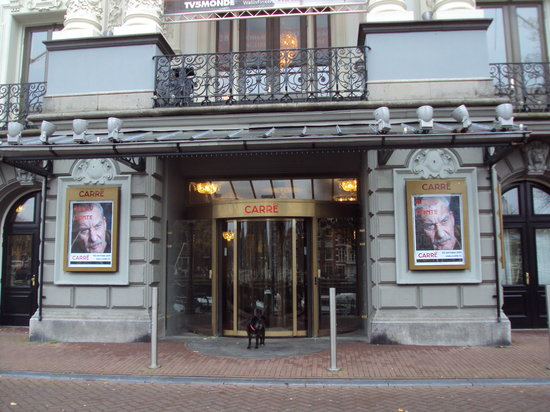 theater carre restaurant