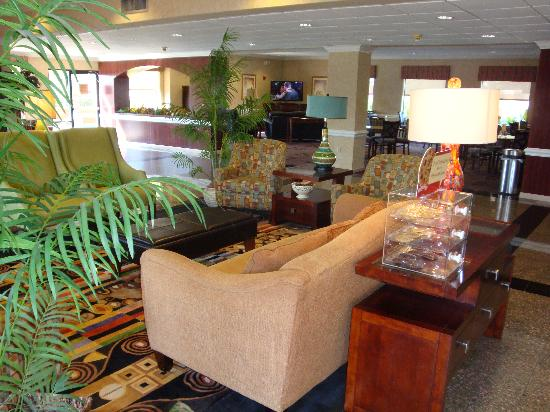Holiday Inn Express Hotel & Suites Houston North-Spring: Lobby