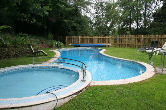 Amchara Health Retreat : Pool