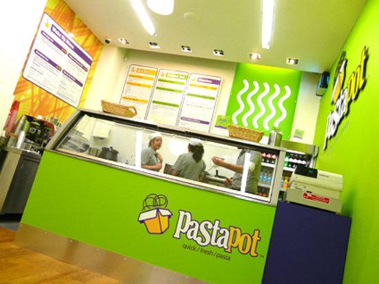 Pasta Pot: PastaPot Cardiff interior photo
