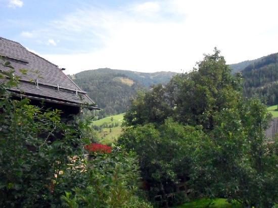 Am Kmolnigerhof Pension: Ein Blick auf die Kaiserburg - von jedem Zimmer