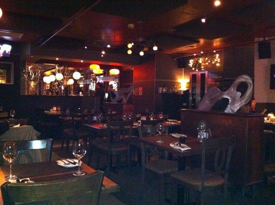 Restaurant Gab's Resto-Bistro : Great ambiance, great service, very original menu, a hidden ace!