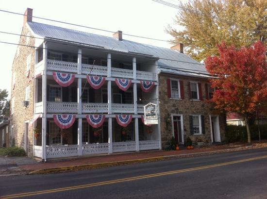 The Historic Fairfield Inn 1757: Cool Building!!! 1757