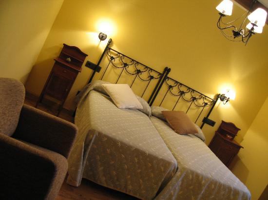 Centro de Turismo Rural Montealegre : Habitación doble