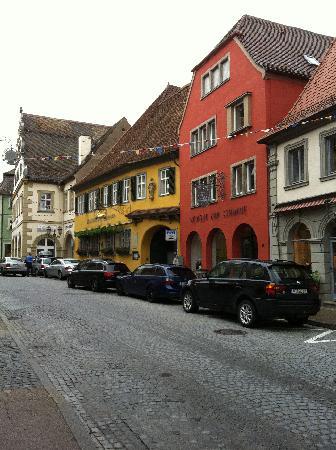 Romantik Hotel Zur Schwane: Hotel Zur Schwane