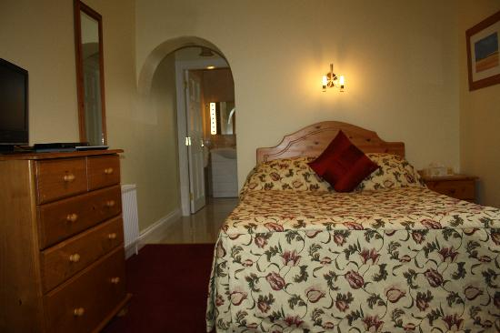 Mountain View B&B: En-Suite Bedroom