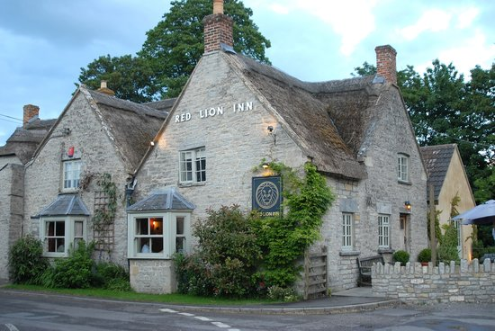 Red Lion Babcary: What a gem!