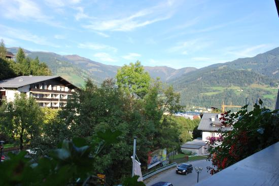 Gaestehaus Haffner: View from our balcony
