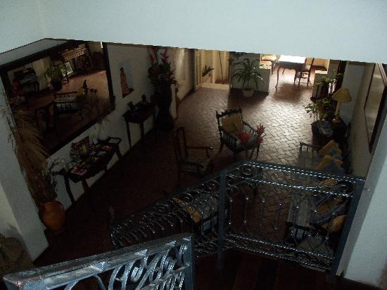 Pousada Casa Vila Bela: recepcion