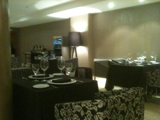 Adriano Restaurant: la sala