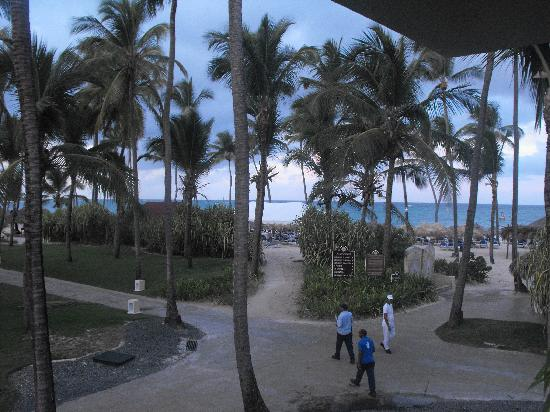 Bavaro Princess All Suites Resort, Spa & Casino : View from our room
