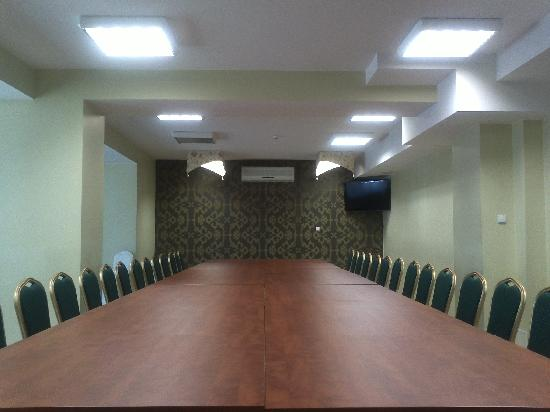 Hotel Logos: Conference room