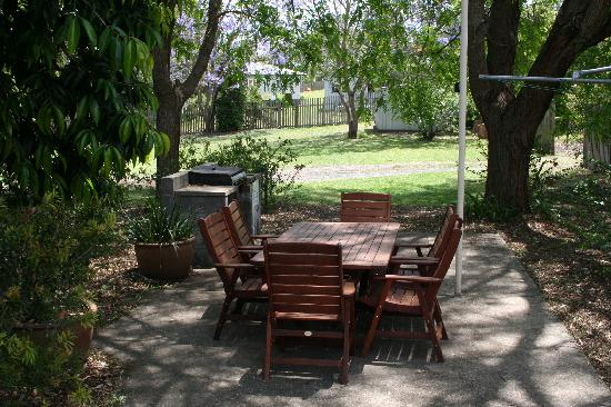 Best Western Ipswich Heritage Motor Inn: Our guests can enjoy our BBQ facilities