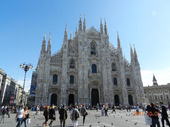 Brunelleschi Hotel: Milan Duomo