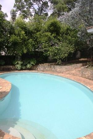 The Green Saman: Pool