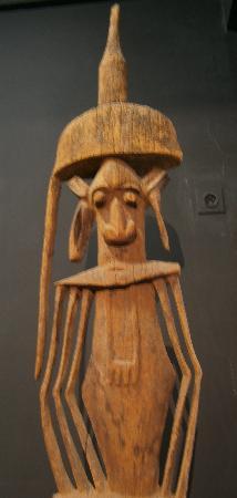 Musee de Nouvelle Caledonie: Artefact
