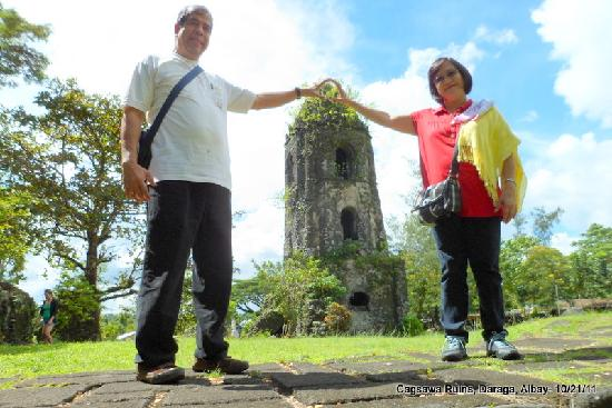 Mayon Volcano: GIANTS ON THE LOOSE!