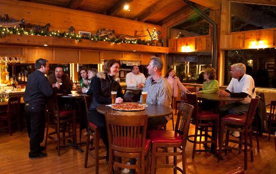 The Restaurant at Convict Lake: Bar at Convict Lake